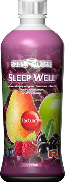 Sleep Well 1000 ml - pentru relaxare si somn linistit