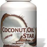 Coconut Oil Star, - ajuta la reglarea glandei tiroide si a greutatii corporale