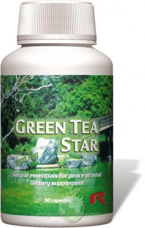 Green Tea Star - pentru imbunatatirea starii fizice si intelectuale