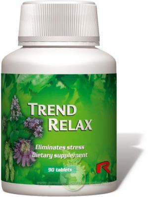 Trend Relax, - reducerea tensiunii nervoase