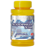Acidophilus Star - probiotice pentru aparatul gastro-intestinal sanatos