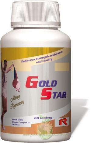 Gold Star - cresterea performantei, rezistentei, vitalitatii