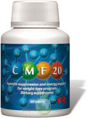CMF 20 - Calciu, magneziu, fier