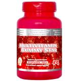 Multivitamin Gummy Star - cresterea rezistentei organismului la copii