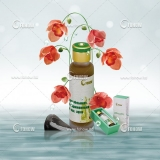 Detoxifiant lichid Sanqing Fohow