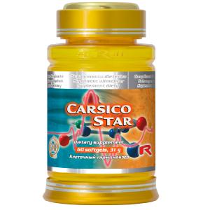 Carsico Star  - pentru functionarea sanatoasa a inimii