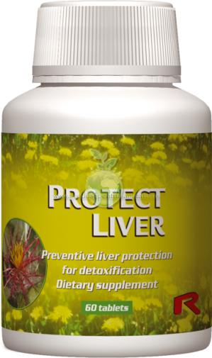 Protect Liver  - pentru protectia ficatului