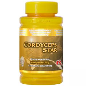 Cordyceps Star - antibiotic si antiinflamator