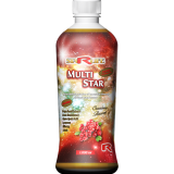 Multi Star, 500 ml - complex de vitamine, oligoelemente, aminoacizi si enzime